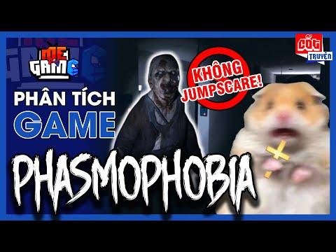 Phân Tích Game: Phasmophobia - Biệt Đội Bắt Ma Nhưng Tấu Hài |  meGAME