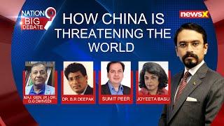 HOW CHINA IS THREATENING THE WORLD | NewsX - NEWSXLIVE