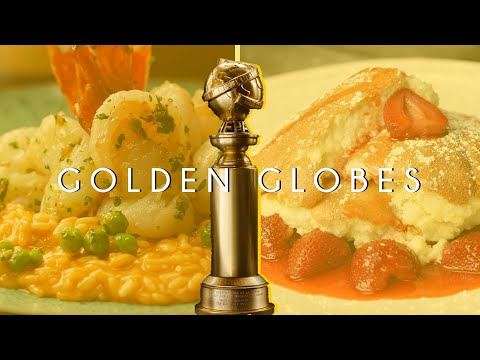 Recipes For Your Golden Globes Viewing Party ? Tasty Recipes