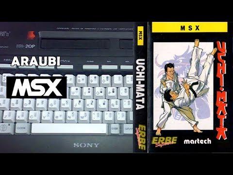 Uchi-Mata (Martech, 1987) MSX [091] El Kiosko