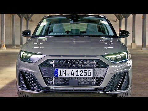 Audi A1 Sportback (2019) The Best Small Car""