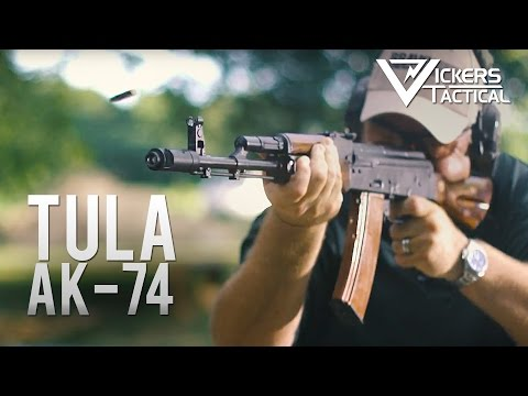 RARE Tula AK-74