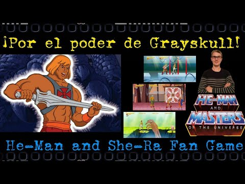 Zona Indie: He-Man and She-Ra. The Masters of the Universe - Fan Game (bWWd)