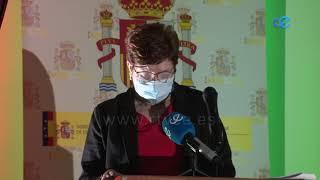 La Delegada del Gobierno felicita a los ganadores de Ceuta Skills
