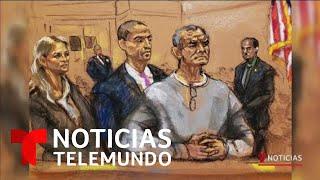 Exsecretario de seguridad de México se declara inocente   Noticias Telemundo