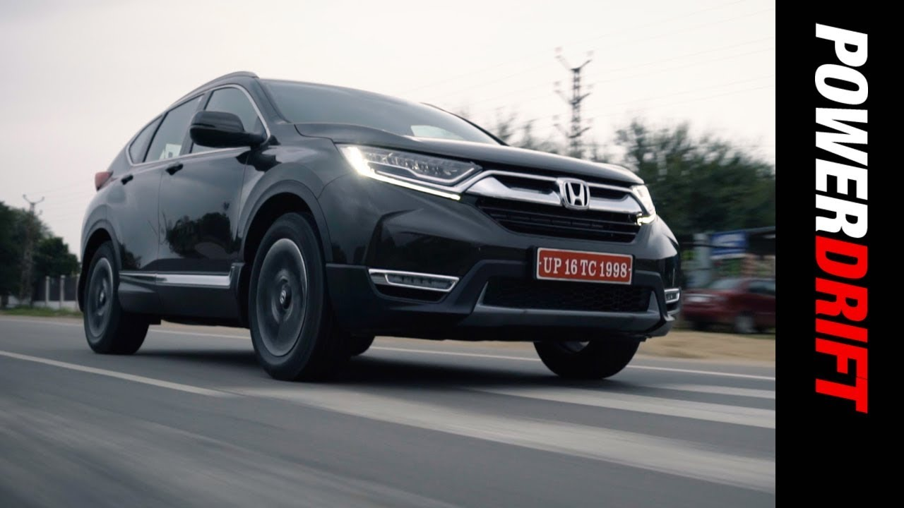 2018 Honda CR V : The perfect family car? : PowerDrift