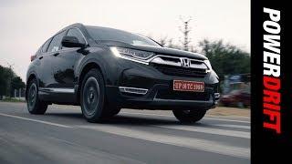 2018 Honda CR V : The perfect family car? + Vivo Nex giveaway : PowerDrift