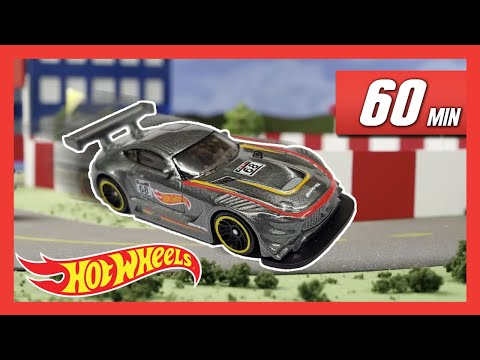 Awesome Hot Wheels Stop Motion Action! | Hot Wheels