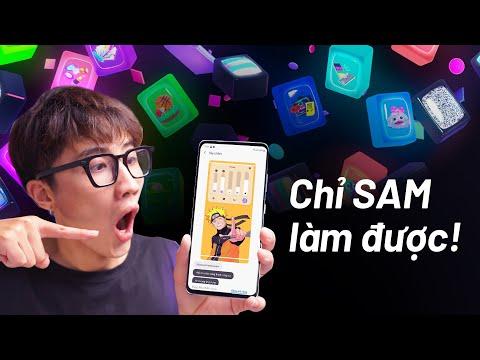 Đều chạy Android nhưng duy nhất điện thoại Samsung có khả năng này