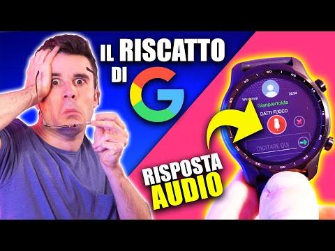 L'ASSURDO RISCATTO DI GOOGLE.