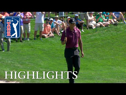Tiger Woods? Round 2 highlights from Quicken Loans 2018