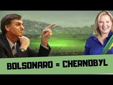 BOLSONARO E FILHOS: LIXO TÓXICO DE CHERNOBYL/HASSELMANN MANDA INDIRETAS