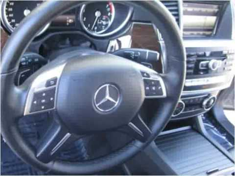 2014 Mercedes-Benz ML350 Used Cars San Ramon CA