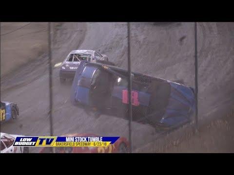 Racing Recap - Bakersfield Speedway 6/23/18