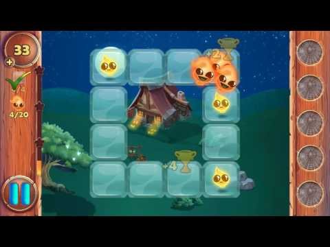 Cat and Ghosts Gameplay (Android)