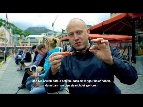 Bergen, UNESCO Stadt der Gastronomie