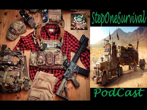 Bug Out Vehicle's Survival Podcast