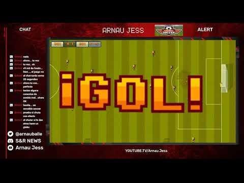 16-Bit Soccer -PS4-