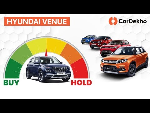 Hyundai Venue: Should You Wait Or Buy Brezza, Nexon, EcoSport, XUV300 Instead? | #BuyOrHold