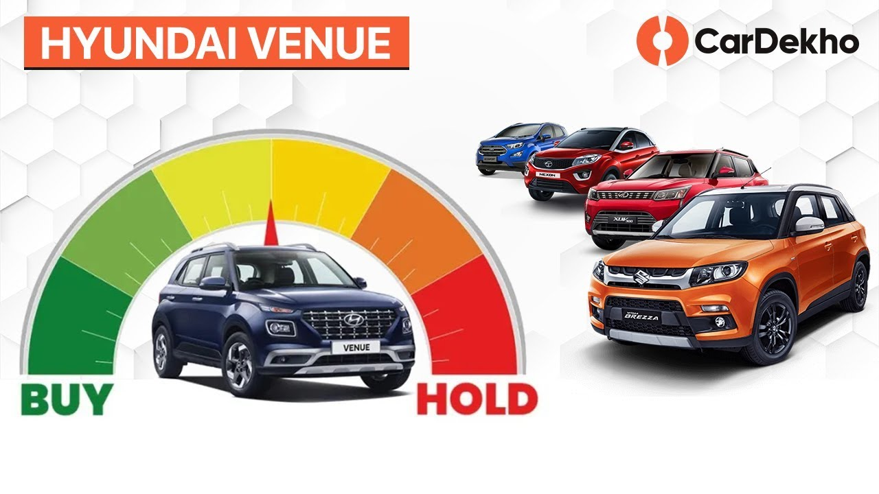 Hyundai Venue: Should You Wait Or Buy Brezza, Nexon, EcoSport, XUV300 Instead? | #BuyOrHold