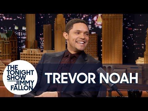 connectYoutube - Trevor Noah Turns Donald Trump's Words into a Bad Reggae Song