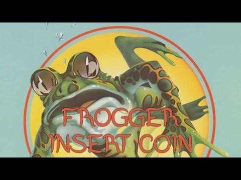 Frogger (1981) - Arcade - Análisis comentado