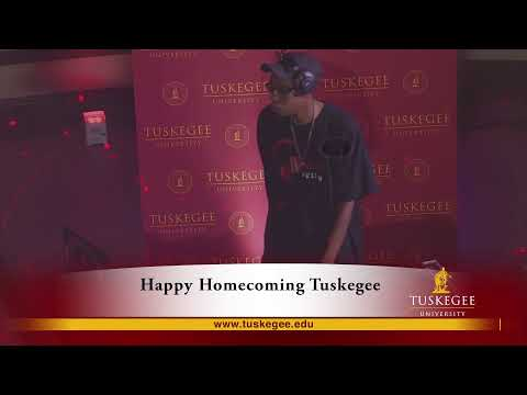 Tuskegee University Comedy Show featuring Wood Delaine '17