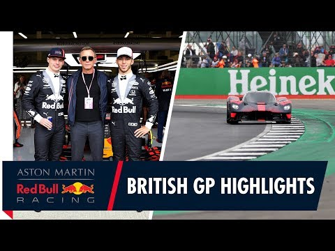 British GP Highlights | Our Best Bits From Silverstone