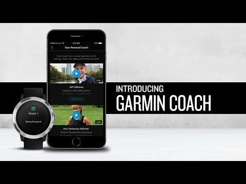 Introducing Garmin Coach