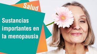 Sustancias que le ayudarán a transitar por la menopausia   Salud