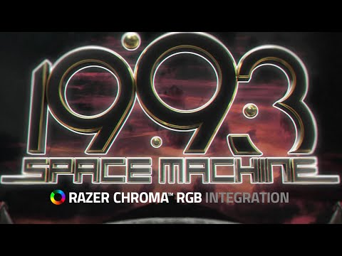Razer Chroma RGB Integration | 1993 Space Machine