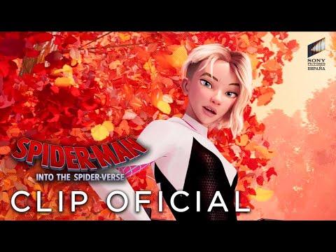 SPIDER-MAN: UN NUEVO UNIVERSO. Gwen Stacy. En cines 21 de diciembre.