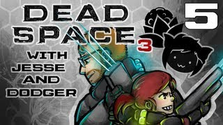 Dead Space 3 [Jesse's View] Part 5 - The things I'll do for cleavage