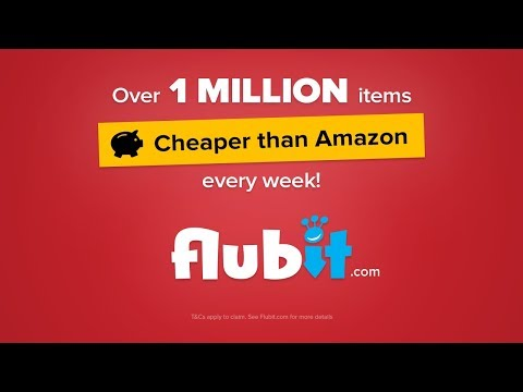 Flubit.com - Over 1 Million items cheaper than Amazon, every week!