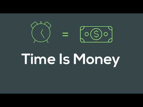 Time Is Money When It Comes to Your Home