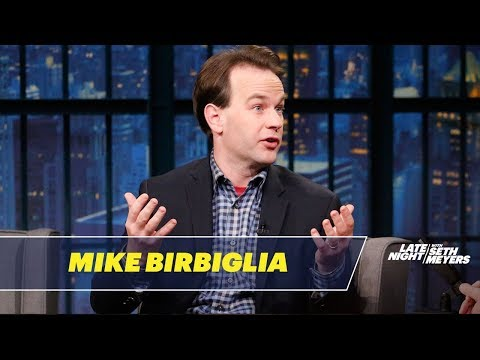 connectYoutube - Mike Birbiglia Was Afraid SNL Would Sue Him for Don't Think Twice
