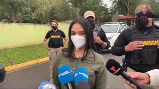 Ashley Marie Torres Feliciano es liberada