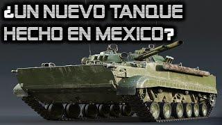 ¿Por que México No Construye Tanques o Blindados Pesados