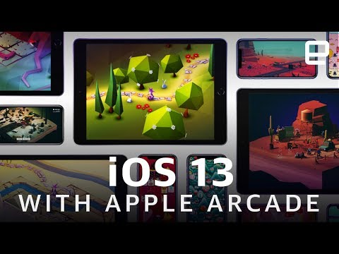 iOS 13 with Apple Arcade and watchOS 6 are available now