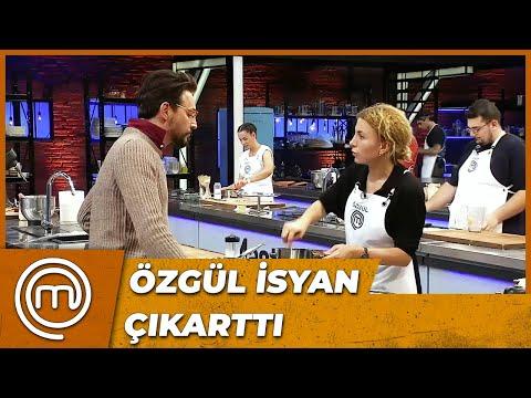 Özgül'den Kaptanlık İçin Büyük Oyun | MasterChef Türkiye 111. Bölüm