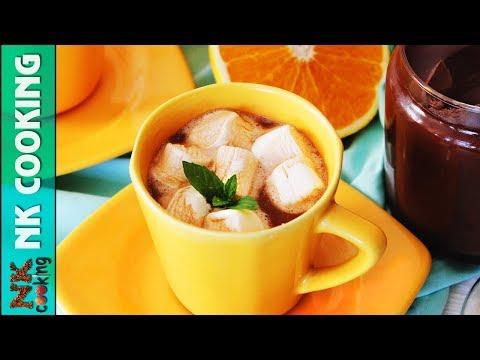 Горячий Шоколад Со Вкусом Апельсина ? Рецепты NK cooking