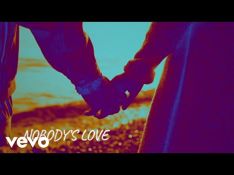 Maroon 5 - Nobody's Love (Official Lyric Video)