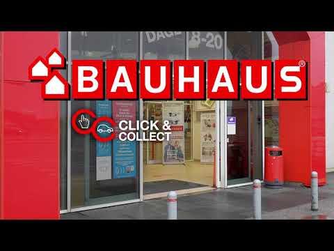Click and Collect i BAUHAUS