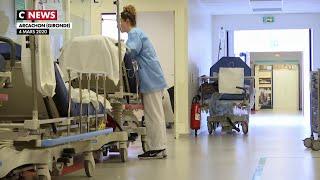 Coronavirus : plan blanc dans les hôpitaux et plan bleu dans les Ehpad