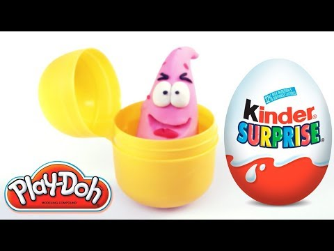 connectYoutube - Cartoon stop motion special video unboxing Kinder surprise egg Funny for kids