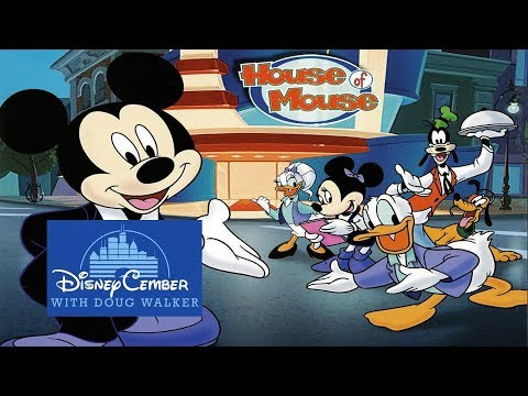 House of Mouse - Disneycember