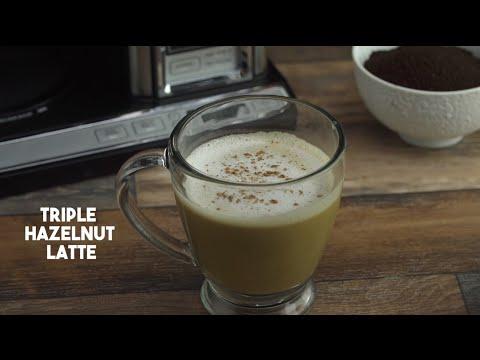 Triple Hazlenut Latte