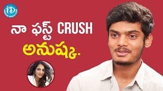 Anushka is My first Crush - Actor Akash Puri | Anchor Komali Tho Kaburlu |Celebrity Buzz with iDream - IDREAMMOVIES