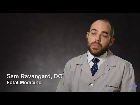 Meet Sam Ravangard, DO, Advocate Health Care