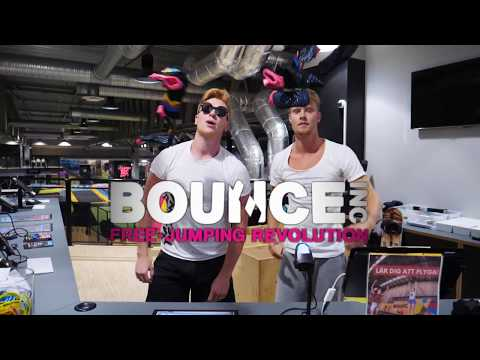 Join us on Friday Night Madness | BOUNCE Sweden